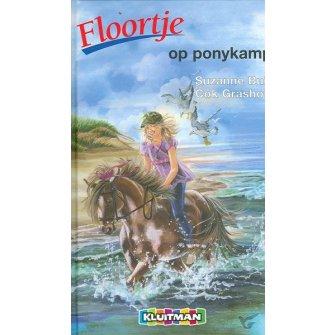 Floortje op ponykamp : C.  Grashoff, 9789020672442