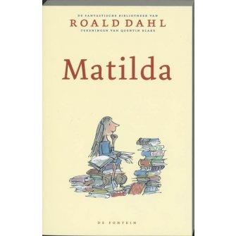 Matilda ING : R.  Dahl, 9789026119446