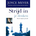 Strijd in je denken :  Meyer, 9789068230543