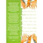 Poster a4 gebed voor mijn kinderen :   , 61103621