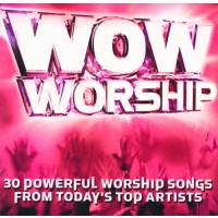 Wow worship (red) :  , 080688630027