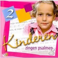 Kinderen zingen psalmen 2 :  , 8713637936193