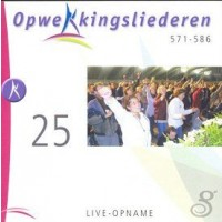 Opwekking 25 Nr 571-586 :   Opwekking, OPW20021