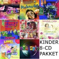 Kinder CD-pakket (8CD)