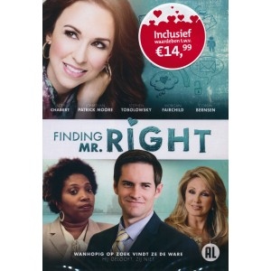 Finding mr. Right :  , 9789492189004