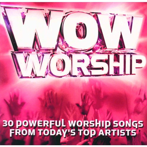 WOW Worship 2004 Red (2-CD) 30 Powerful Worship Songs from Today's Top Artists :  , 080688630027