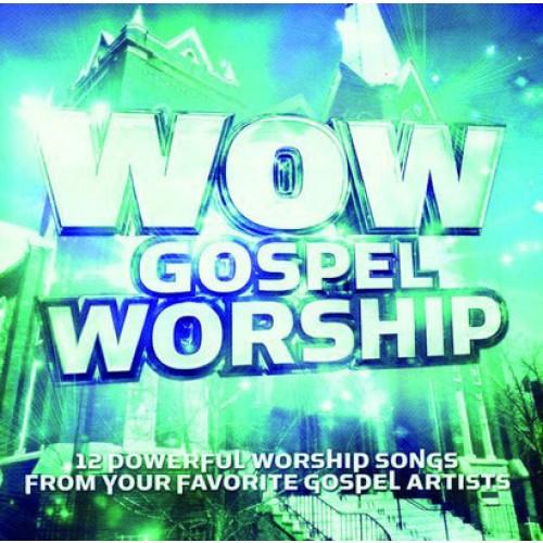 WOW Gospel Worship (CD)  :  , 5099902785127