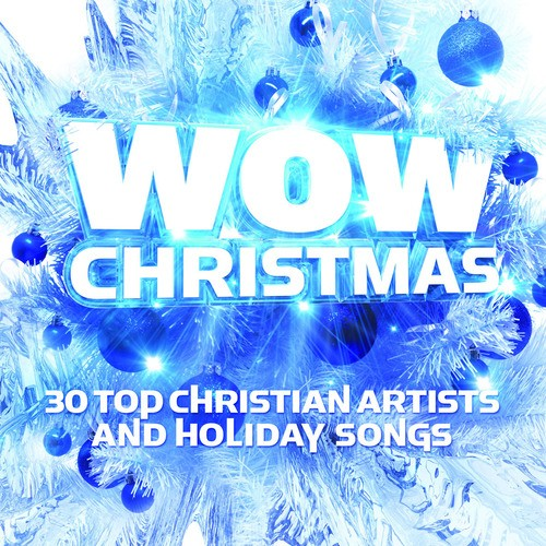 WOW Christmas Blue (2-CD) 30 Top Christian Artists And Holiday Songs :  , 080688876623