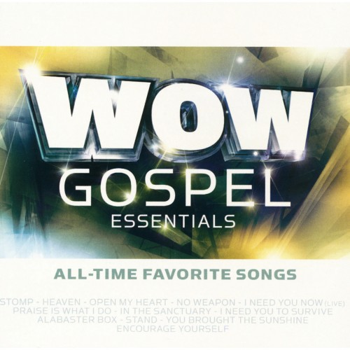 WoW Gospel Essentials (CD) All-Time Favorite Songs :  , 5099922761927