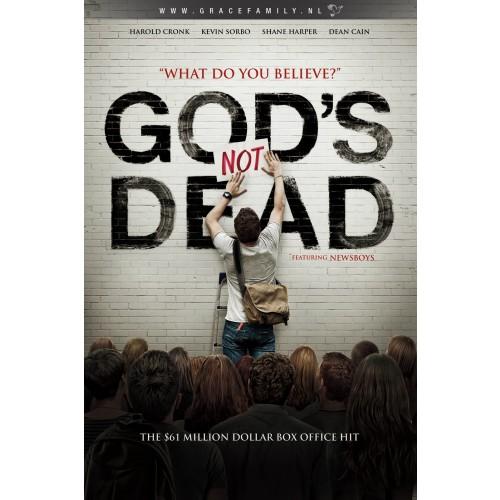 God's Not Dead 1 (NL-ondertiteld)