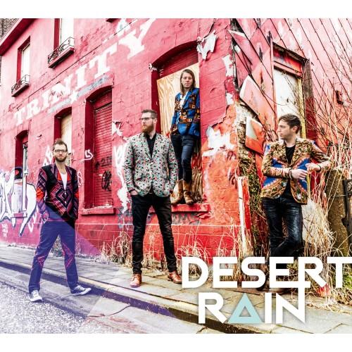Desert Rain :  , 9789081451598