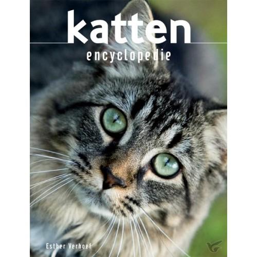 Katten encyclopedie : Esther  Verhoef, 9789036628105