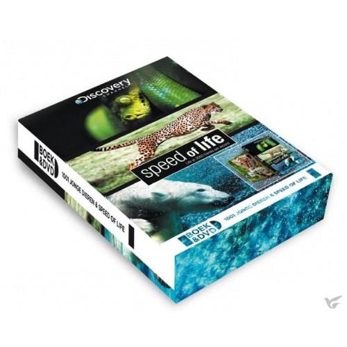Speed of life boek + dvd box :   , 9789036631266