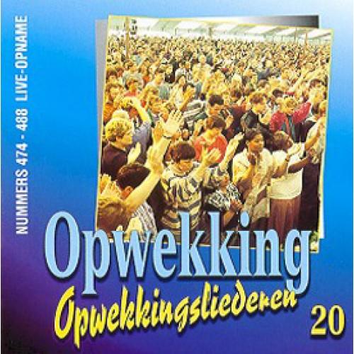 Opwekking 20 Nr 474-488 :   Opwekking, OPW97001