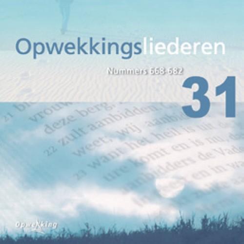 Opwekking 31 :   Opwekking, OPW20081