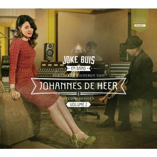 Johannes De Heer (Studio Sessie 2)