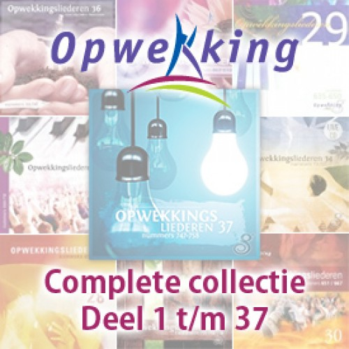 Opwekking Collectie  :   Opwekking, OPWBOXV