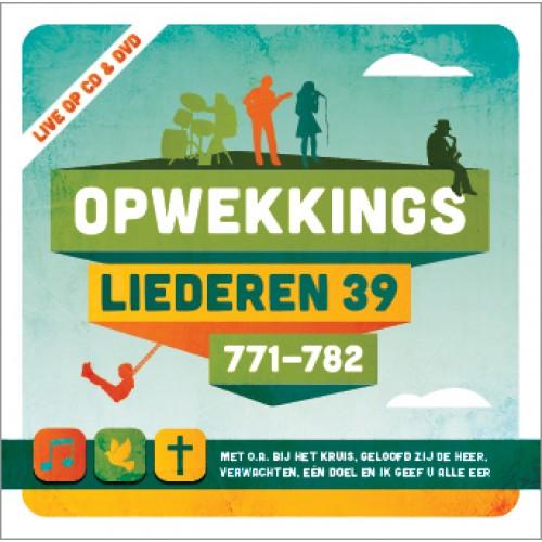 Opwekking 39 (incl. gratis LIVE-DVD)