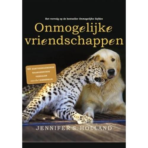 Onmogelijke vriendschappen : Jennifer  Holland, 9789052109565