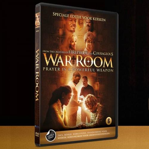 War room kerkeneditie :  , 9789492189349