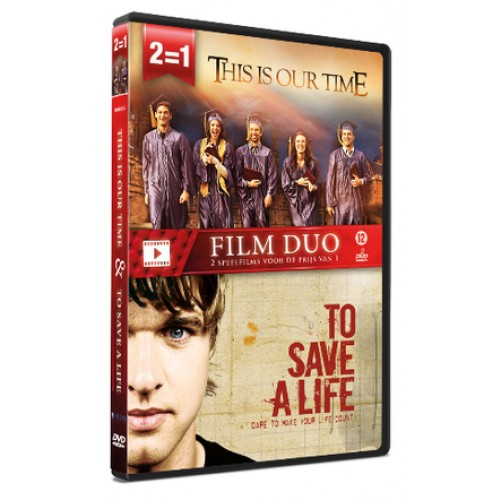 This Is Our Time / To Save A Life (Duo-boxset)