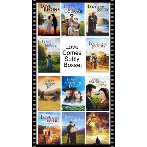 Boxset: Love Comes Softly (11 DVD-boxset)