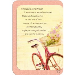 What you're going through... (Praying for you - 6 pieces)