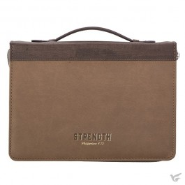 Strength - Brown - LuxLeather