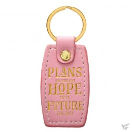 Plans to give you hope - Pink