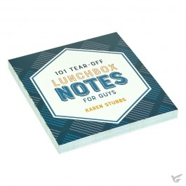 Lunchbox notes for guys - 101 sheets