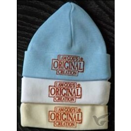 Original baby hat blue