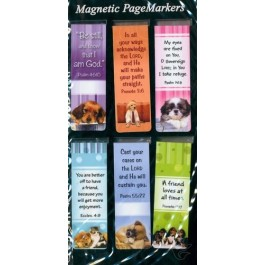 Dogs (Magnetic Pagemakers - set of 6)