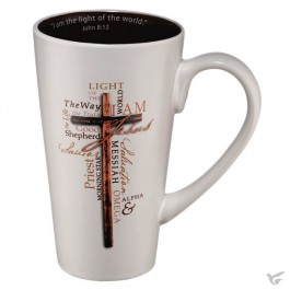 Names of Jesus (mug 540 ml) Tasse - 540 ml