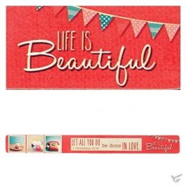 Let all you do be done in love - Magnetic Strip