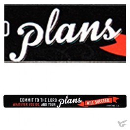 Commit to the Lord - Magnetic Strip