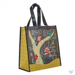 Love one another deeply :   Tote bag - 35 x 19 x 32 cm, 6006937131354