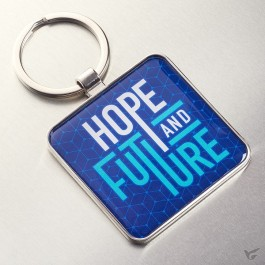 Hope and future - Square