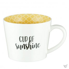 Cup of Sunshine - Yellow
