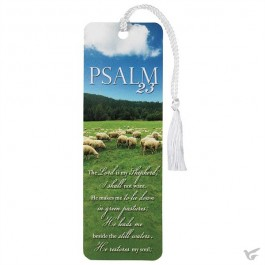 Psalm 23 - Bookmark 5 x 15 cm