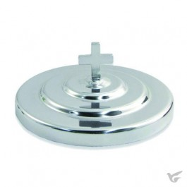 Polished Aluminum Bread Tray Cover (Deckel f