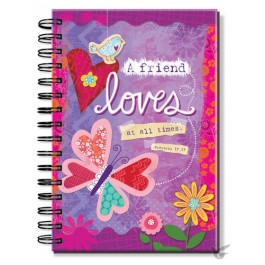 A friend loves at all times - Journal