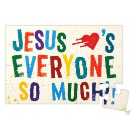 Jesus loves evryone so much