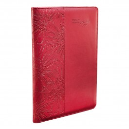 With God all things are possible (LuxLeather Folder)