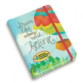 Dream like nobody would believe Address and password book