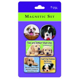 Dogs (set Of 5)