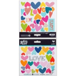 His Love - Cardstock stickers