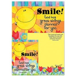 Gifts to go smile God has a great plan