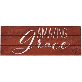 Rustic treasure amazing grace
