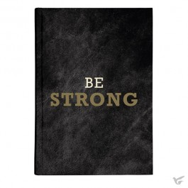 Pocket journal be strong