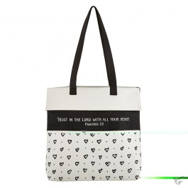 Tote bag trust in the Lord